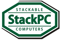 StackPC – stackable computers